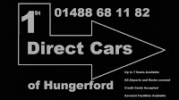 1st Direct Cars of Hungerford 1050345 Image 0