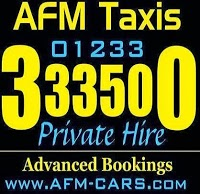 AFM Cars (Private Hire and Taxis) 1035646 Image 2