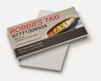 Robbie`s Taxi 1045244 Image 0